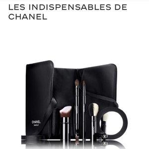 Chanel Make Up Brush Holder Black NWT